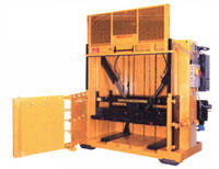 High Speed Baler - 72 Inch Vertical