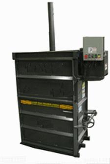 Stock-Room Baler - 36 Inch on waste container, waste generator, waste management cardboard, waste bales, waste informative,