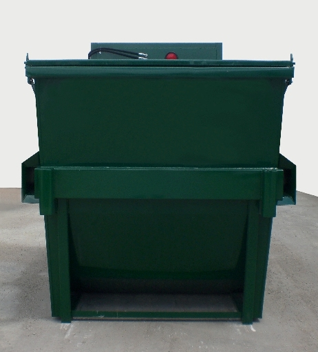 Indoor Hopper Compactor