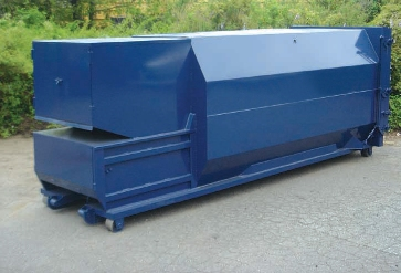 35 Yard Self Contained Compactor