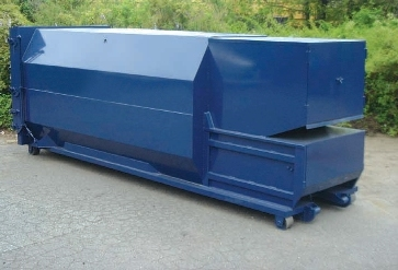 39 Yard Self Contained Compactor